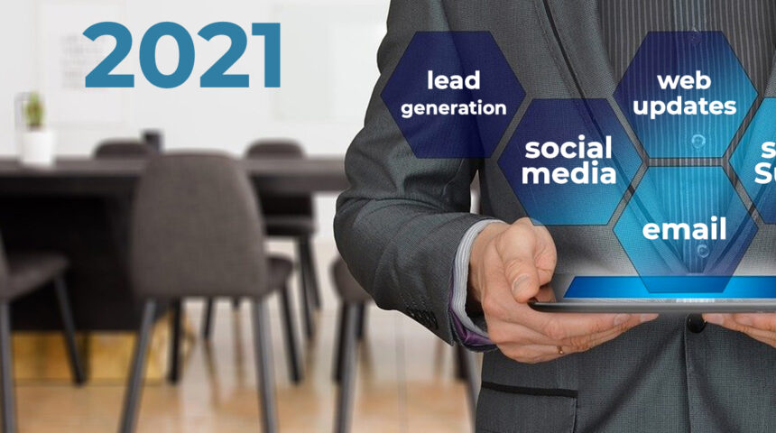 Generating New Business in 2021 via Lead Generation